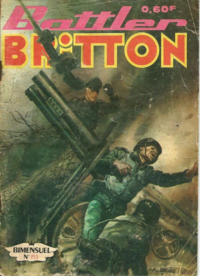 Couverture de Battler Britton (Imperia) -253- Sans contrôle