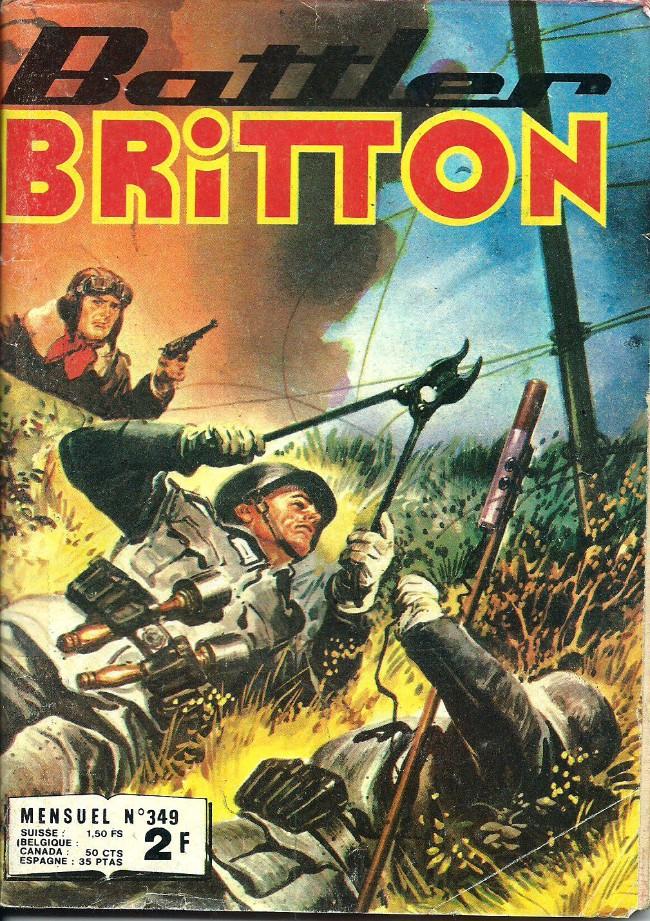 Couverture de Battler Britton (Imperia) -349- Le tigre de l'orient