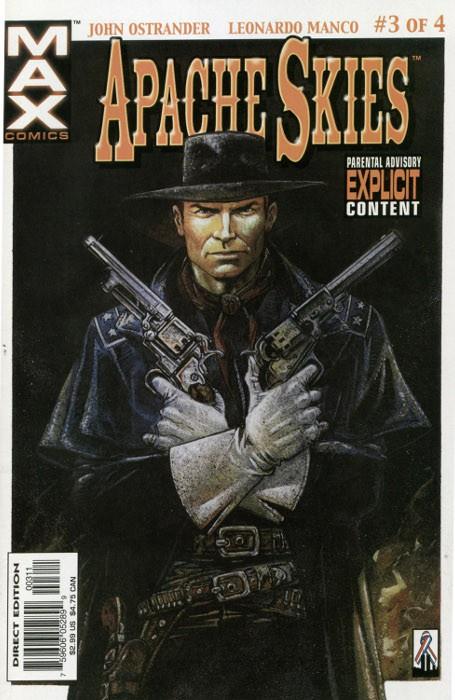 Couverture de Apache Skies (Marvel Comics - 2002) -3- Trust
