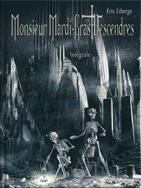 Monsieur Mardi-gras Descendres - Intégrale 5 tomes