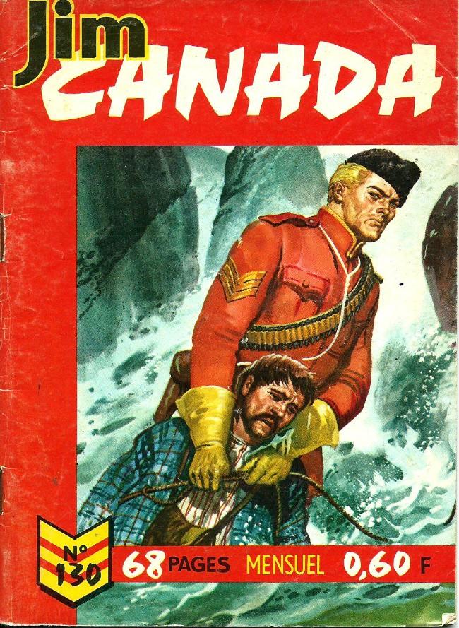 Couverture de Jim Canada -130- Les tricheurs