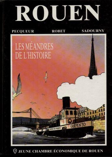 Couverture de Rouen (Pecqueur/Robet) - Rouen