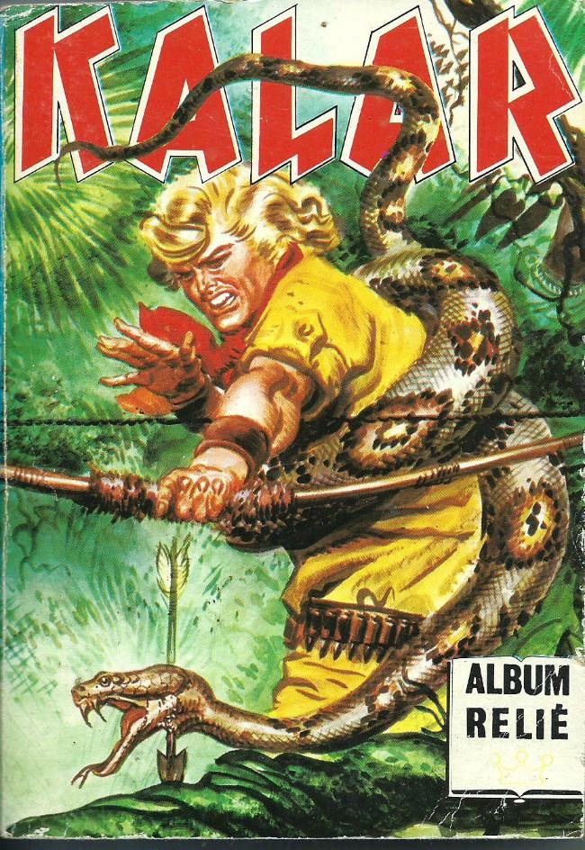 Couverture de Kalar -Rec49- Album Relié N°49 (du n°228 au n°230)