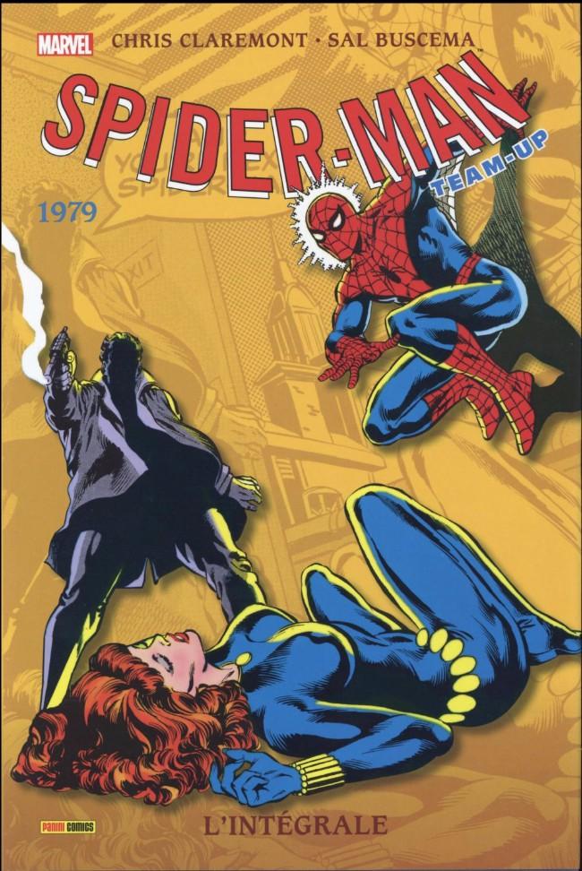 Couverture de Spider-Man Team-Up (L'Intégrale) -6INT- L'Intégrale 1979