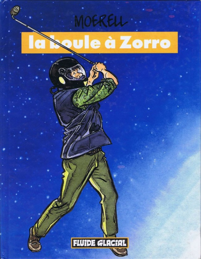 Couverture de (AUT) Moerell -5- La boule à Zorro