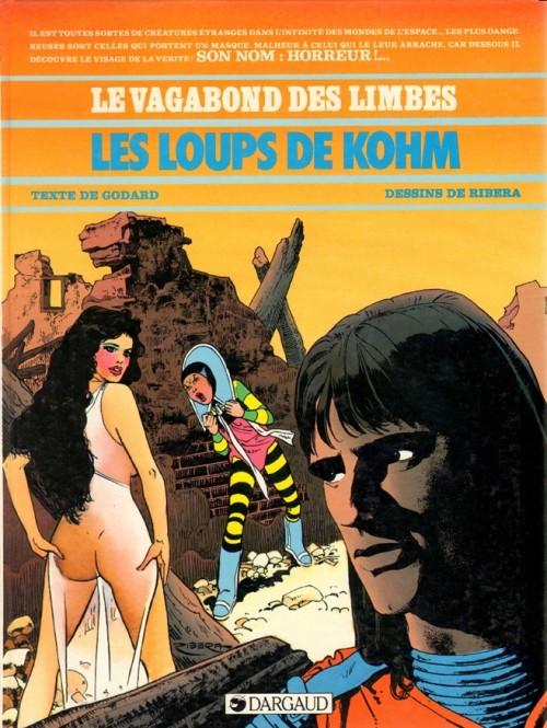 Couverture de Le vagabond des Limbes -12- Les loups de Kohm