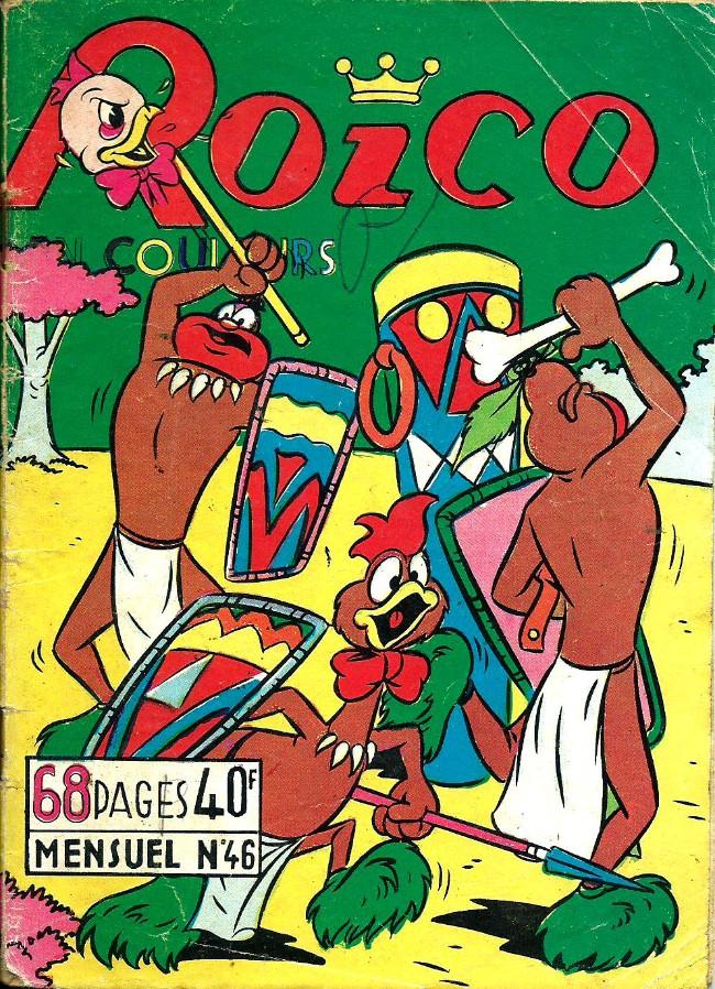 Couverture de Roico -46- Roico et les Zoulous cannibales