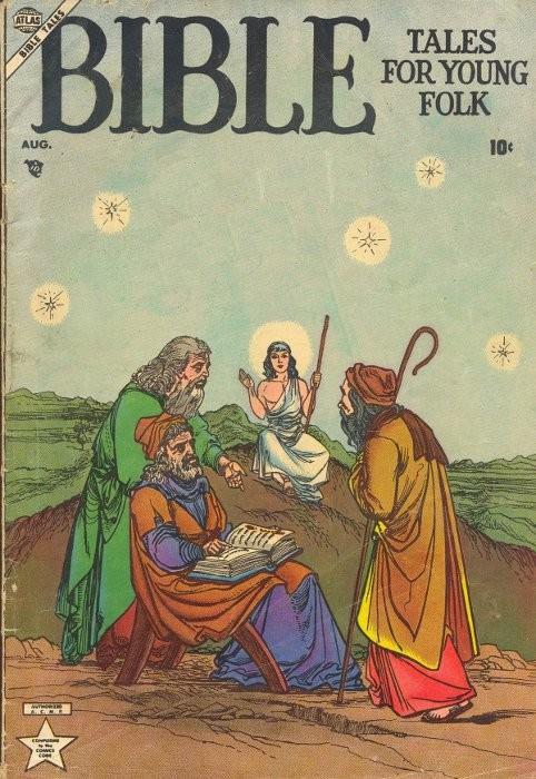 Couverture de Bible Tales for Young Folk (1953) -1- Numéro 1