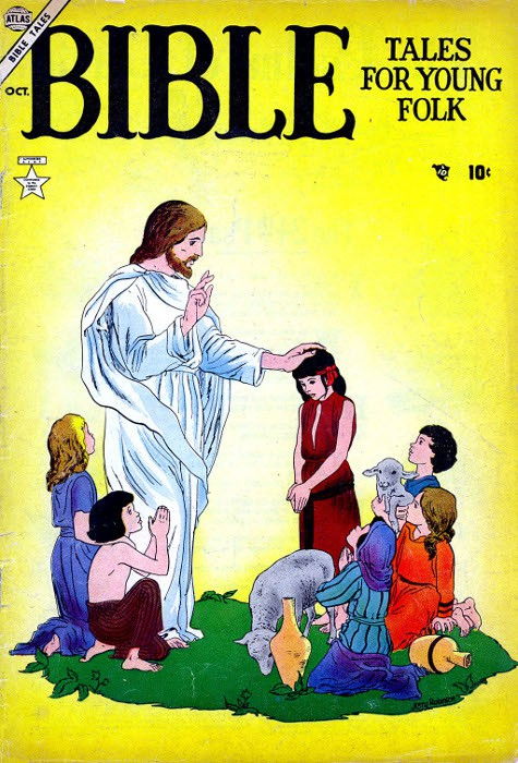 Couverture de Bible Tales for Young Folk (1953) -2- Numéro 2