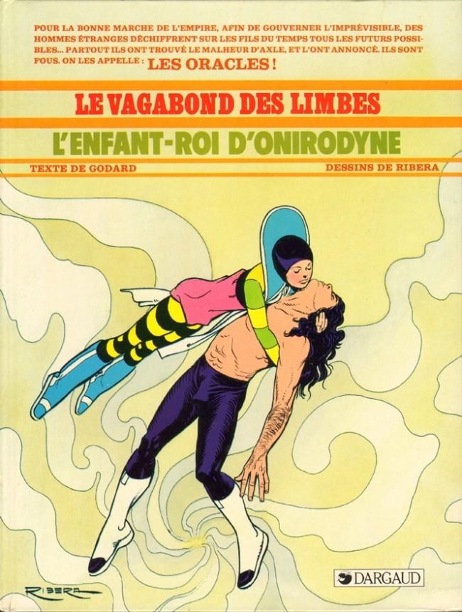 Couverture de Le vagabond des Limbes -13- L'enfant-roi d'Onirodyne