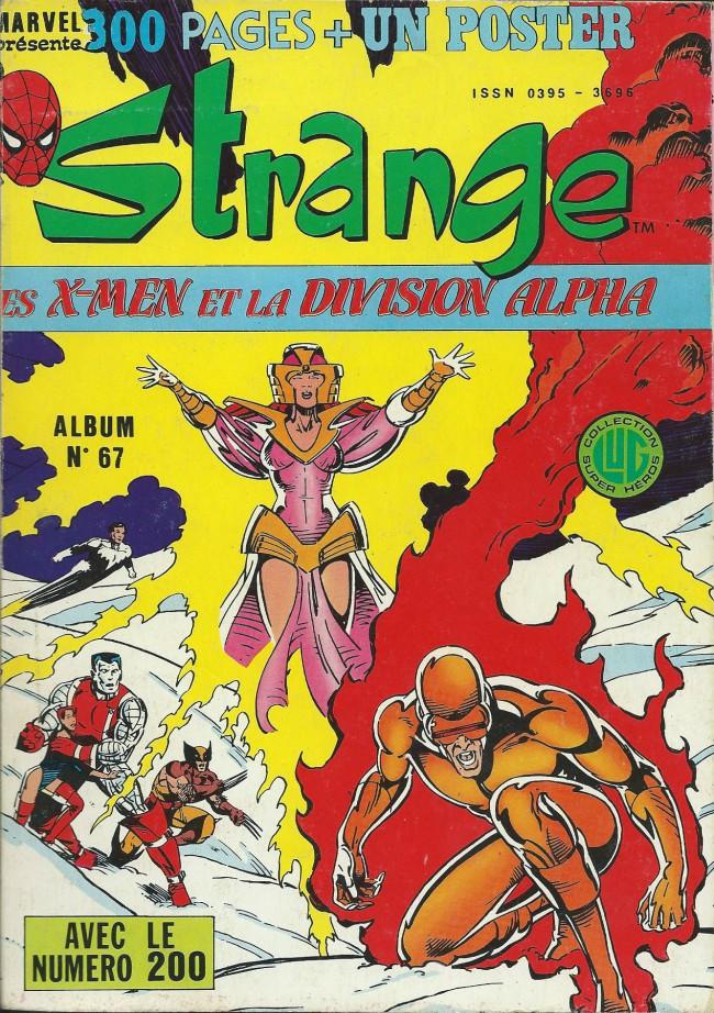 Couverture de Strange -Rec067- Album N°67 (du n°200 au n°202)
