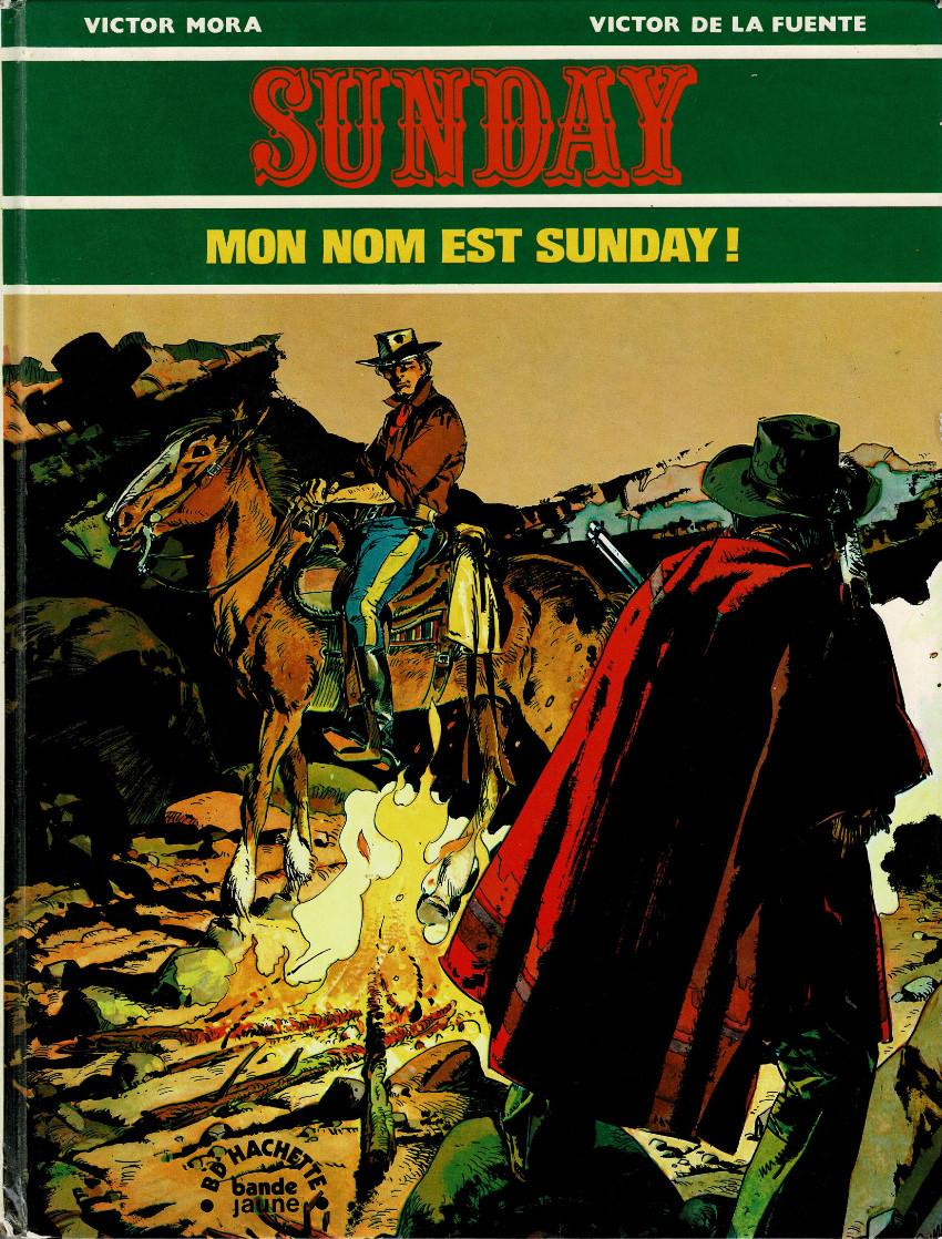 Couverture de Sunday -1- Mon nom est Sunday!