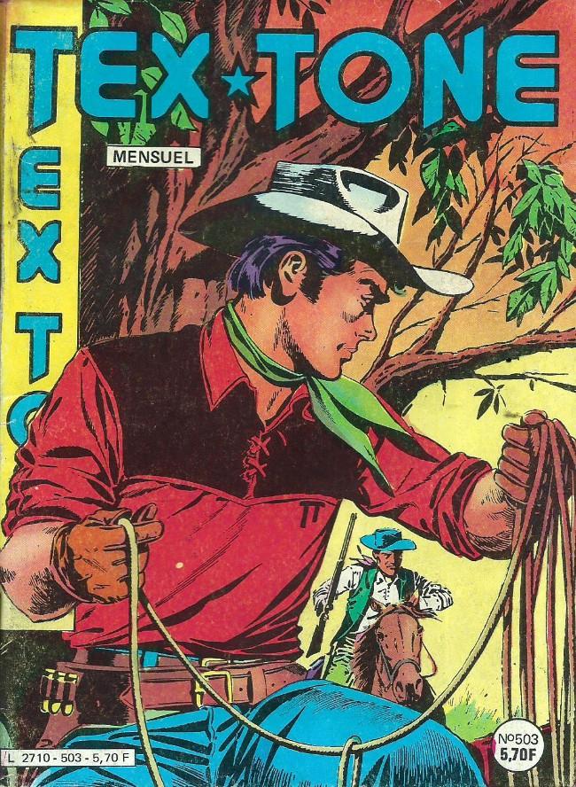 Couverture de Tex-Tone -503- Le déjeuner des fourmis