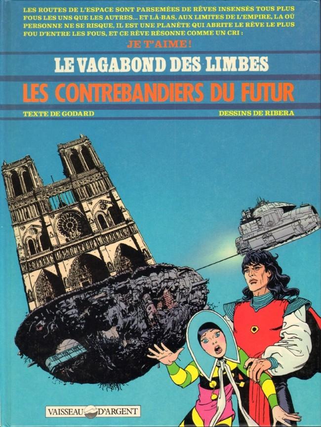 Couverture de Le vagabond des Limbes -18- Les contrebandiers du futur