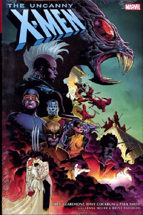 Couverture de Uncanny X-Men (The) (Marvel comics - 1963) -OMNI- The Uncanny X-Men Omnibus volume 3