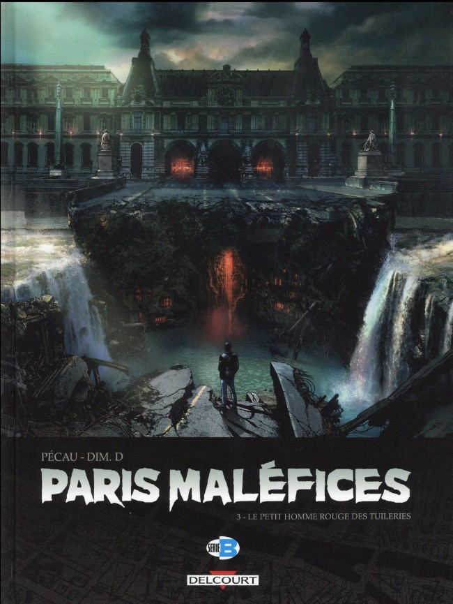 Paris Maléfices - les 3 tomes