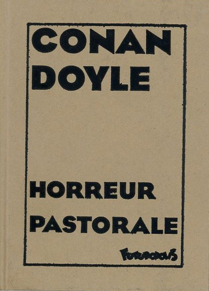 Couverture de Futuropolice -24- Horreur pastorale