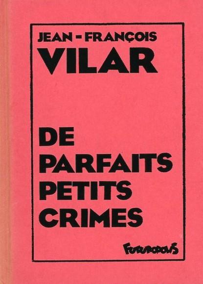 Couverture de Futuropolice -61- De parfaits petits crimes