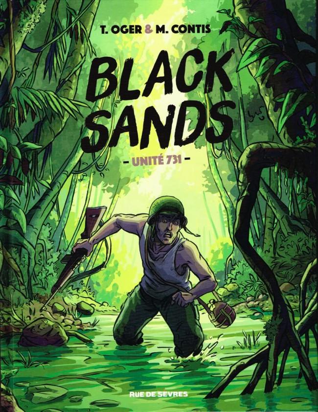 Black Sands One shot CBZ