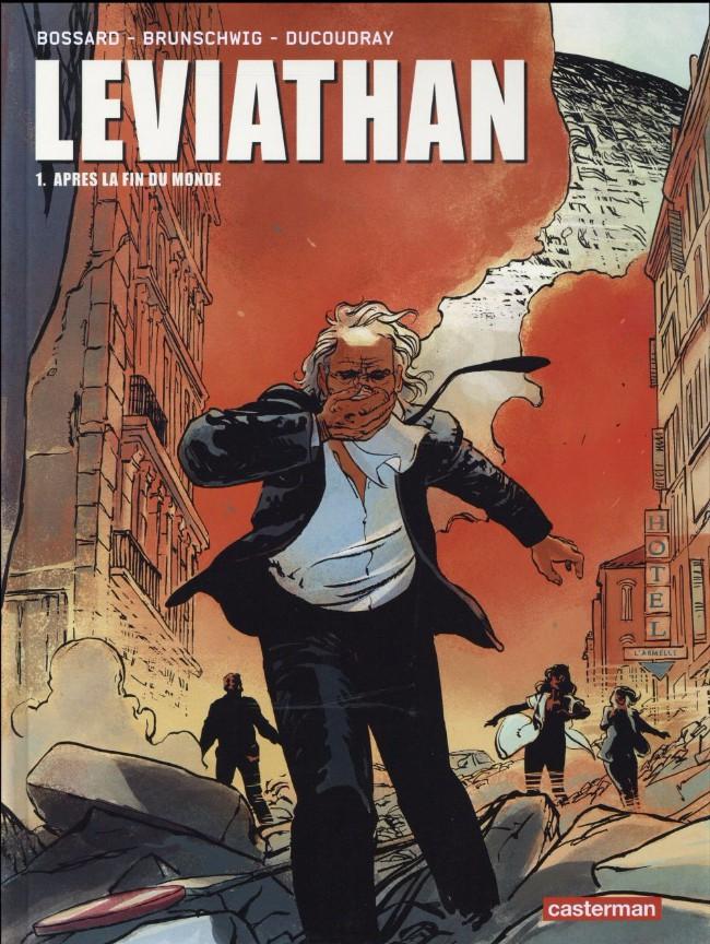 Couverture de Léviathan (Brunschwig/Ducoudray/Bossard) -1- Après la fin du monde