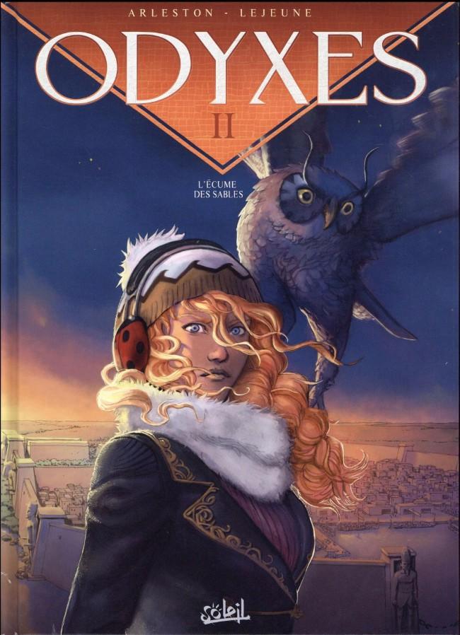 Odyxes - les 2 tomes