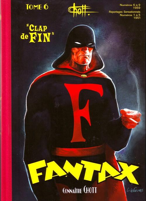 Couverture de Fantax (1re série) -INT6-