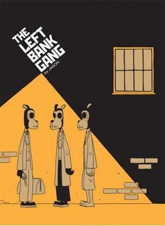 Couverture de Left Bank Gang (The) (2006) -a- The left bank gang