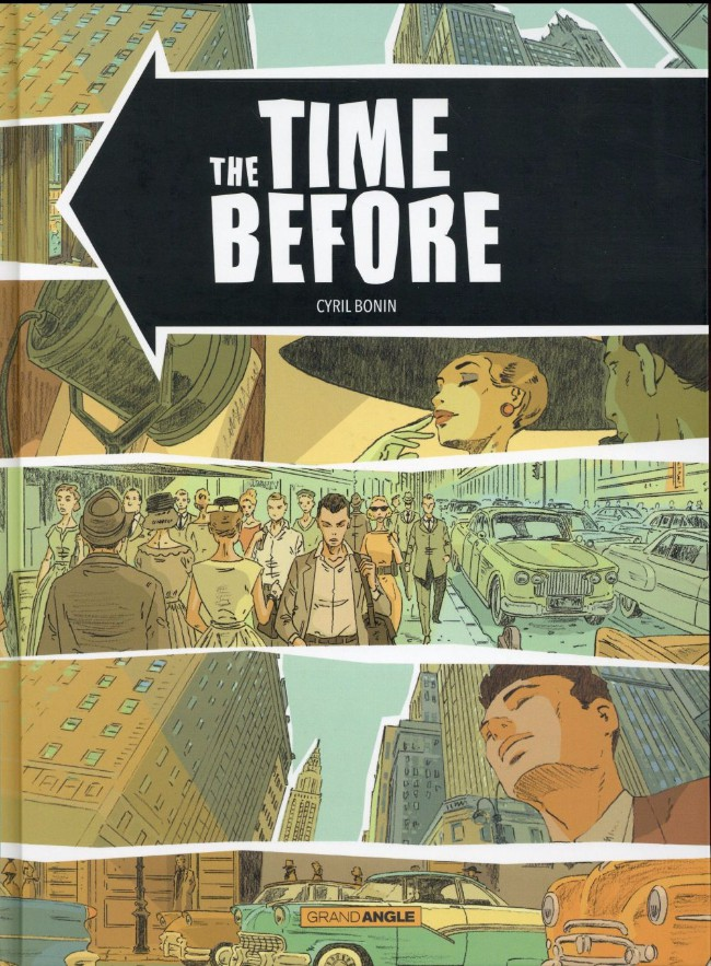 Couverture de Time before (The) - The time before