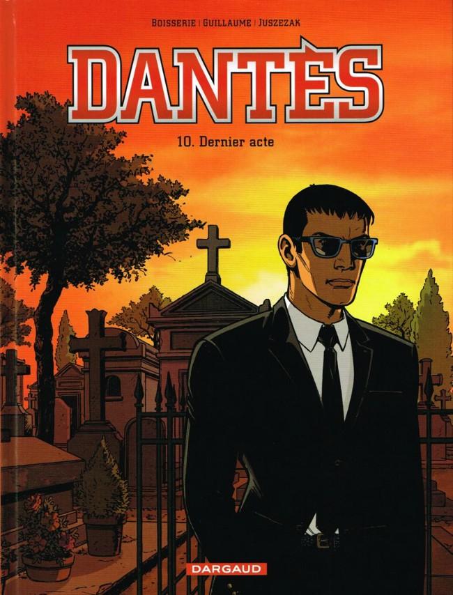 Couverture de Dantès -10- Dernier acte