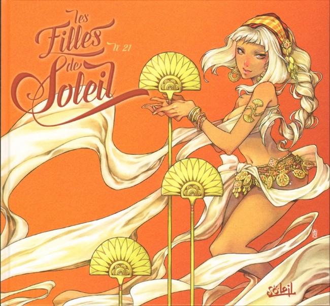 Couverture de Les filles de Soleil -21- Les Filles de Soleil