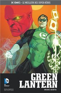 Couverture de DC Comics - Le Meilleur des Super-Héros -15- Green Lantern- Origines Secrètes