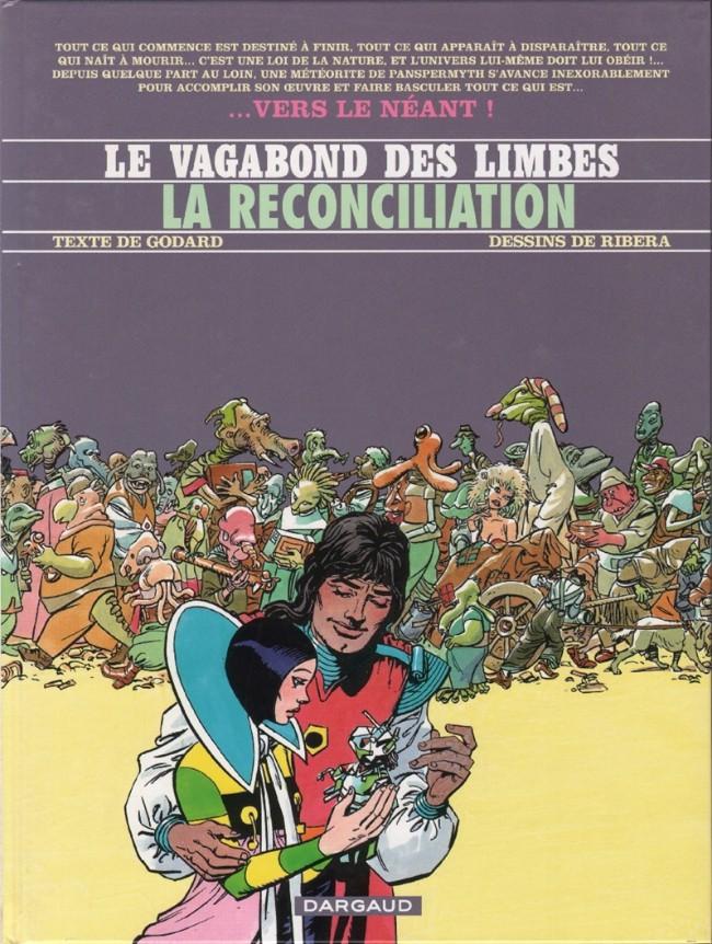 Couverture de Le vagabond des Limbes -29- La réconciliation