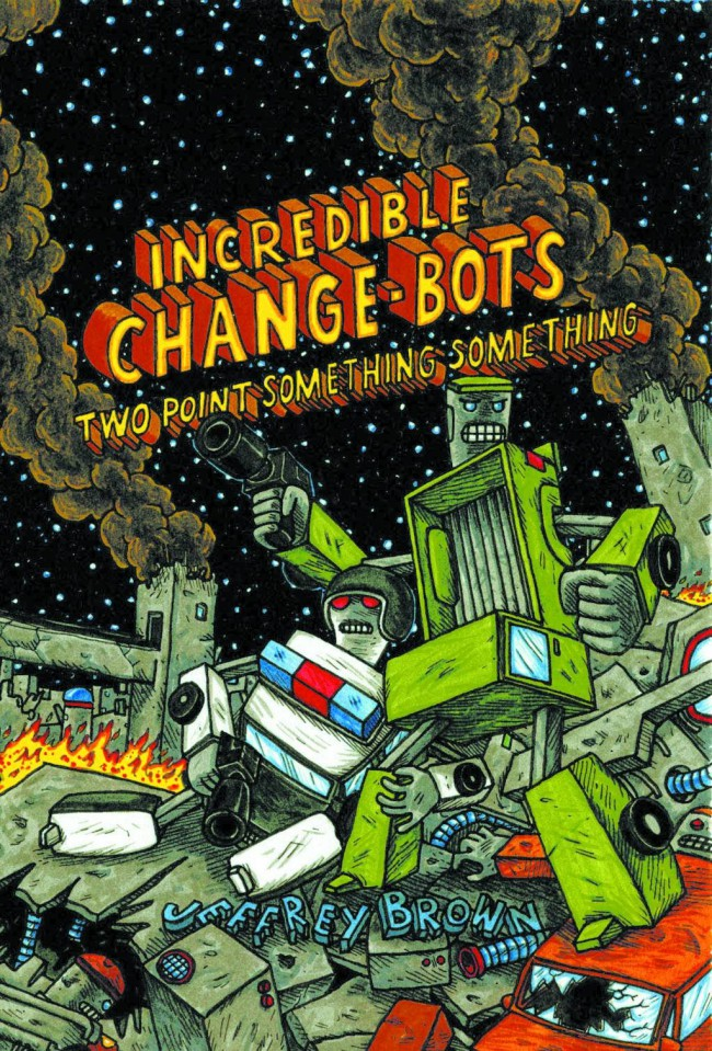 Incredible Change Bots Two Point Something Something Tpb
