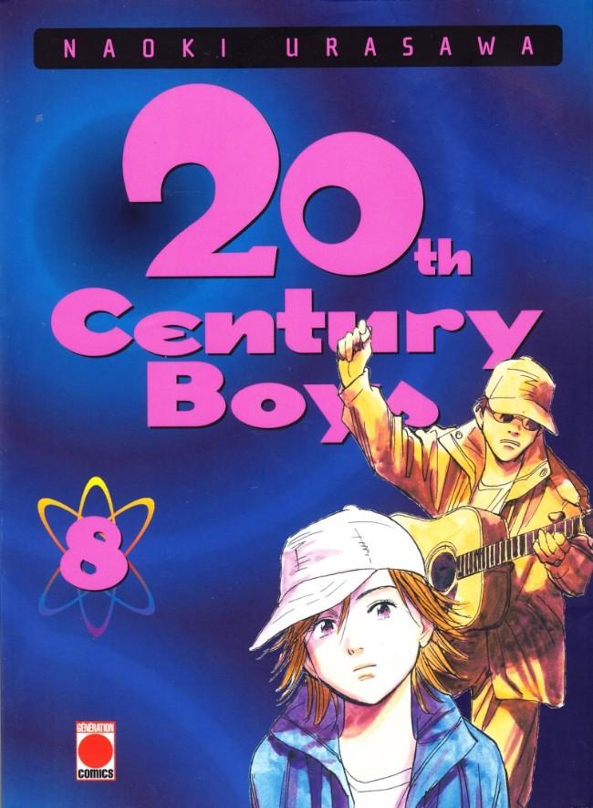 Couverture de 20th Century Boys -8- Tome 8