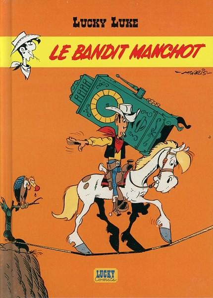 Couverture de Lucky Luke (Pub et Pastiches) -48Citel- Le bandit manchot