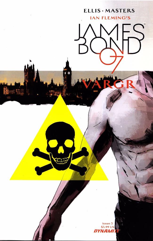Couverture de James Bond (2015) -3- Issue 3