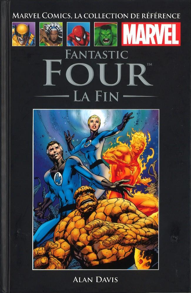 Couverture de Marvel Comics - La collection (Hachette) -5450- Fantastic Four - La Fin