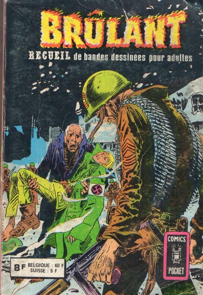 Couverture de Brûlant (1re série) -Rec3510- Album N°3510 (n°35 et n°36)