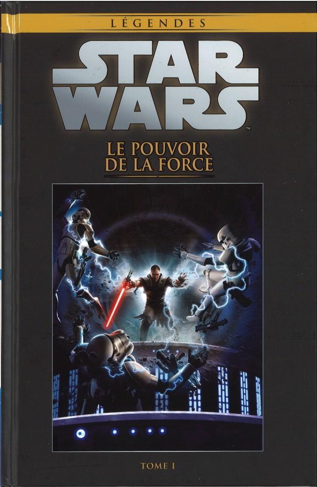 Couverture de Star Wars - Légendes - La Collection (Hachette) -1045- Le pouvoir de la Force - Tome 1
