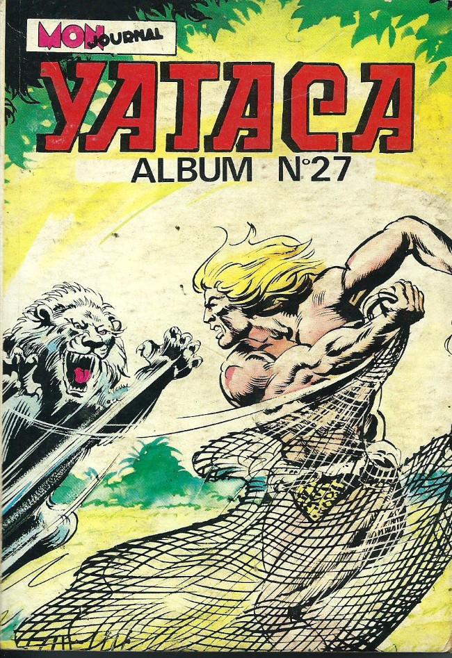 Couverture de Yataca (Fils-du-Soleil) -Rec27- Album N°27 (du n°101 au n°104)