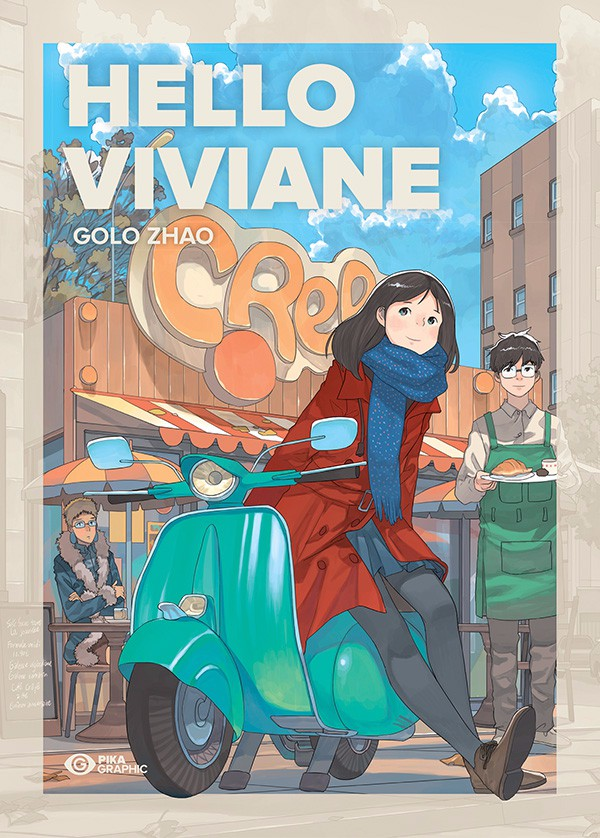 Couverture de Hello Viviane