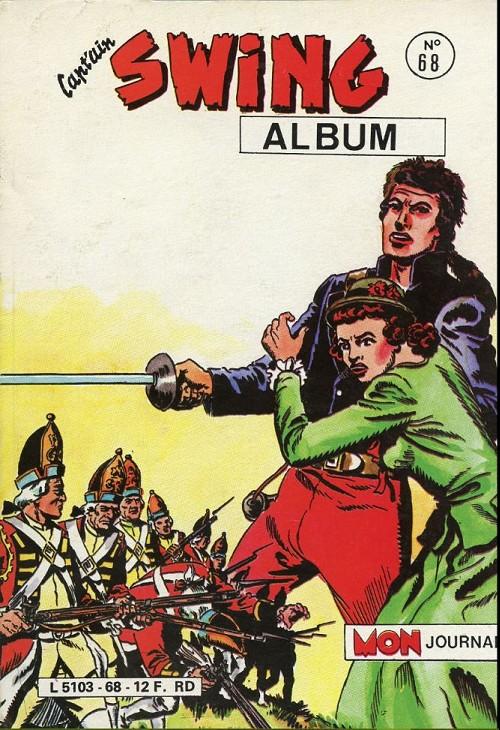 Couverture de Capt'ain Swing! (1re série) -Rec068- Album N°68 (du n°234 au n°236)