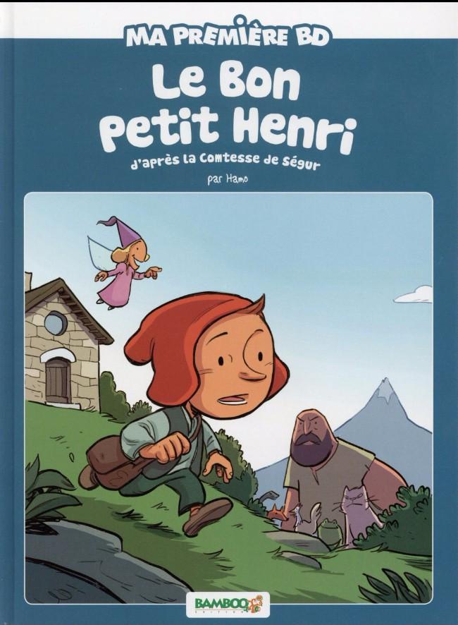 Couverture de Le bon petit Henri