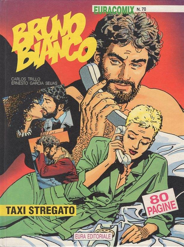 Couverture de Bruno Bianco -2- Taxi stregato
