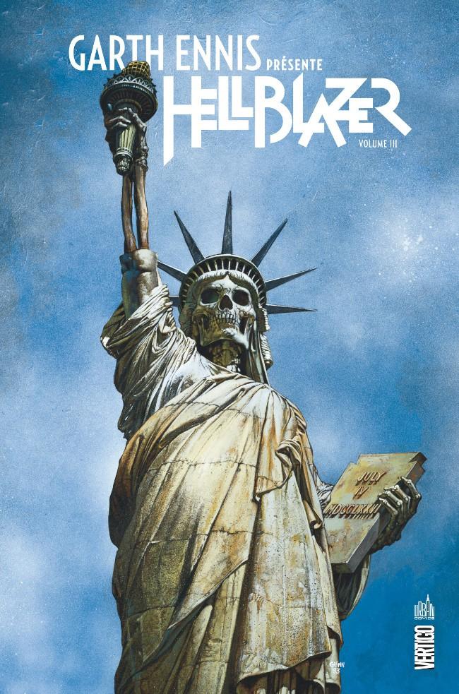 Couverture de Hellblazer (Garth Ennis présente) -3- Volume III