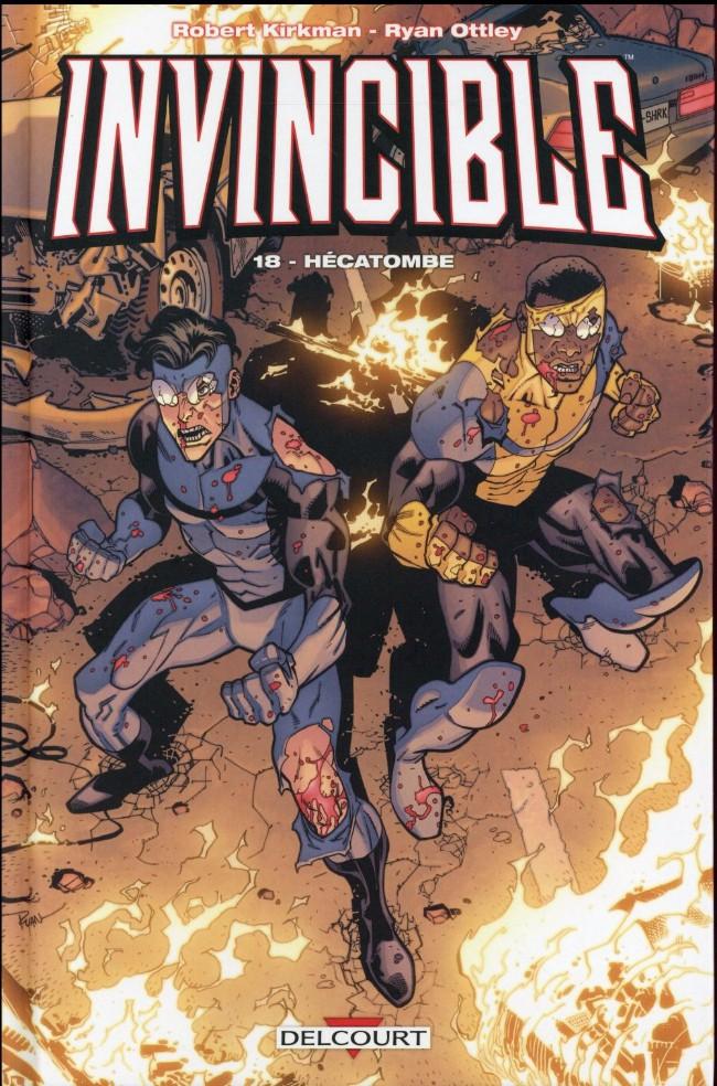 Couverture de Invincible -18- Hécatombe