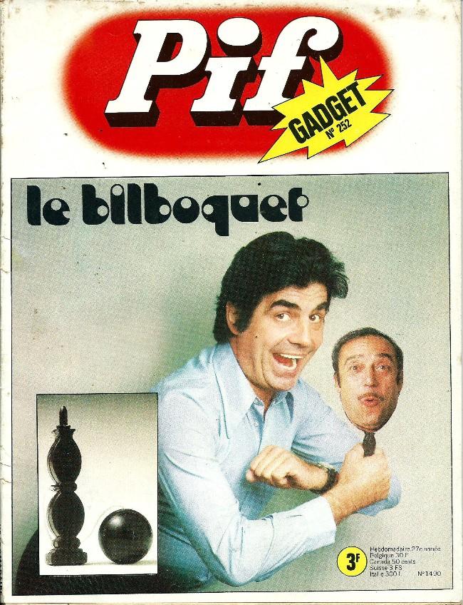 Couverture de Pif (Gadget) -252- Pif et la Pifette
