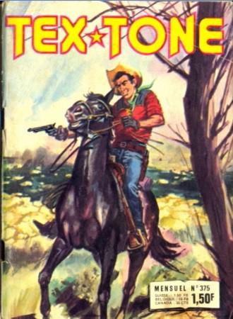 Couverture de Tex-Tone -375- Tex Tone et le sénateur