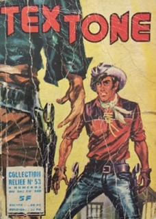 Couverture de Tex-Tone -Rec53- Collection reliée N°53 (du n°386 au n° 389)