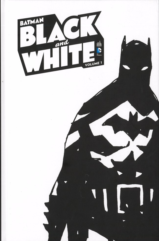 Couverture de Batman : Black & White -1- Volume 1